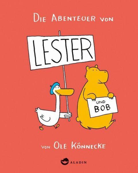 Image of Die Abenteuer von Lester und Bob