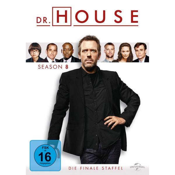 Dr. House Season 8 6Er Repl.