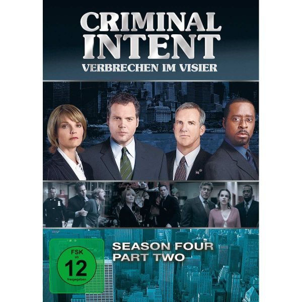 Criminal Intent Season 4.2