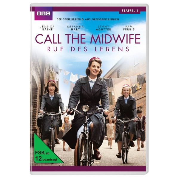 Call The Midwife -Staffel 1