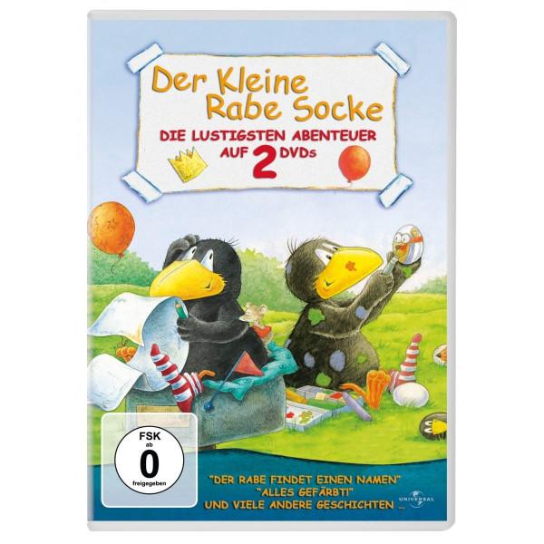 Der Kleine Rabe Socke Vol 1&2 2E