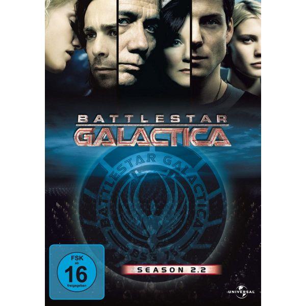 Battlestar Galactica Season 2.2 Repl.
