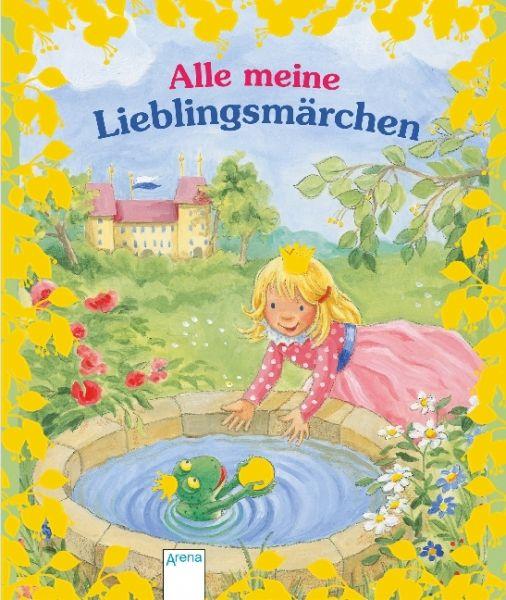 Image of Alle meine Lieblingsmärchen