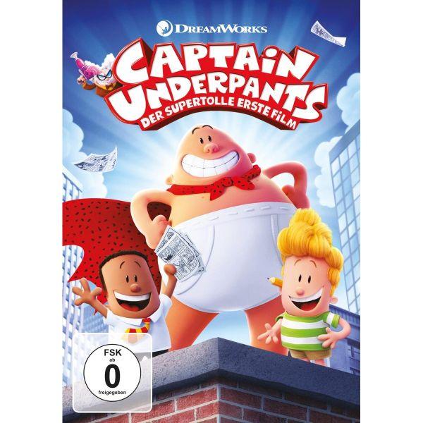 Captain Underpants - Der supertolle erste Film (