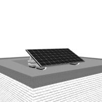 Solar-pac mini Solaranlage 310 W Flachdach