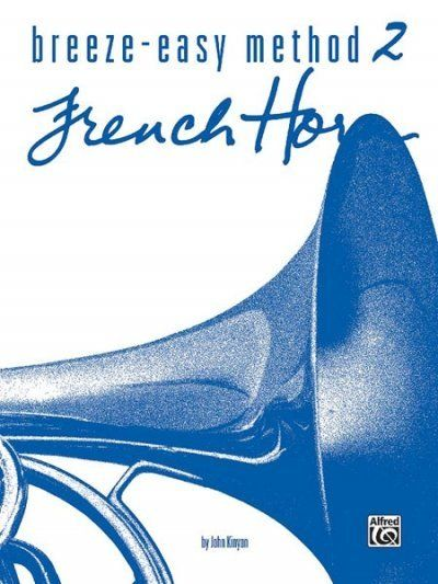 Image of Breeze-Easy Method for French Horn, Book II