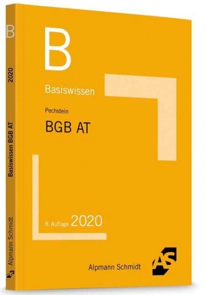 Image of Basiswissen BGB Allgemeiner Teil