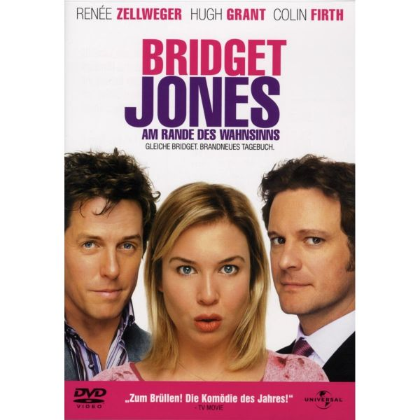 Bridget Jones 2 Am Rande D Wah