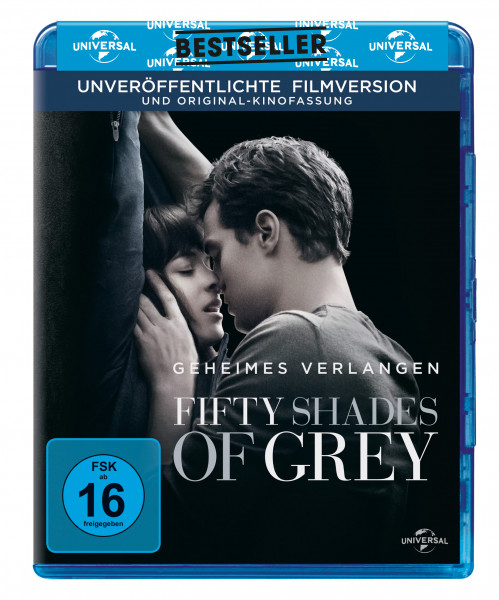 Fifty Shades Of Grey Se (Bd + Bonus)