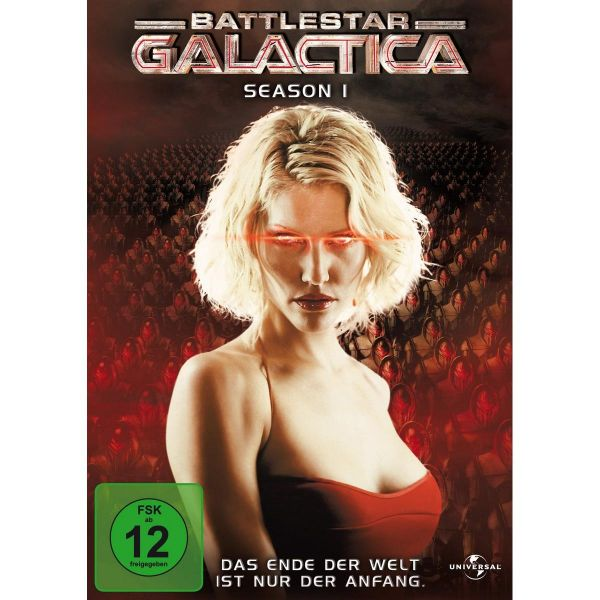 Battlestar Galactica S 1 Repl.