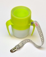 Trinkbecher Baby Litecup 200 ml Neon Gelb