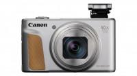 Canon PowerShot SX740HS silber