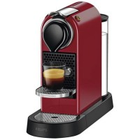 KRUPS Nespresso Citiz Red
