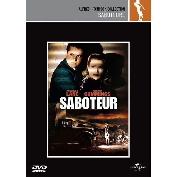Hitchcock: Saboteure Collection