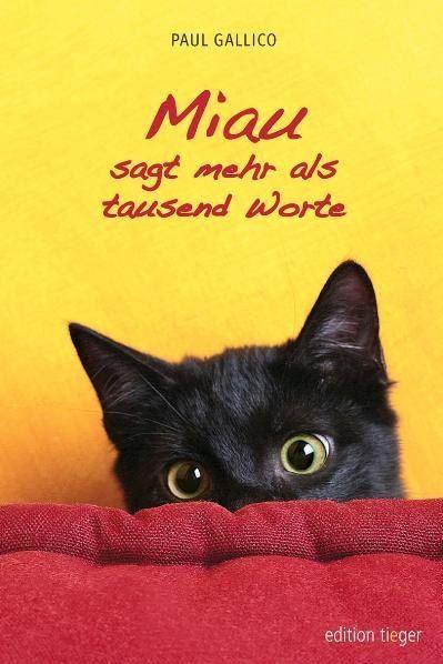 Image of Miau sagt mehr als Tausend Worte