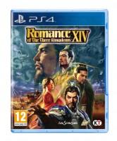 Romance of the Three Kingdoms XIV, PS4