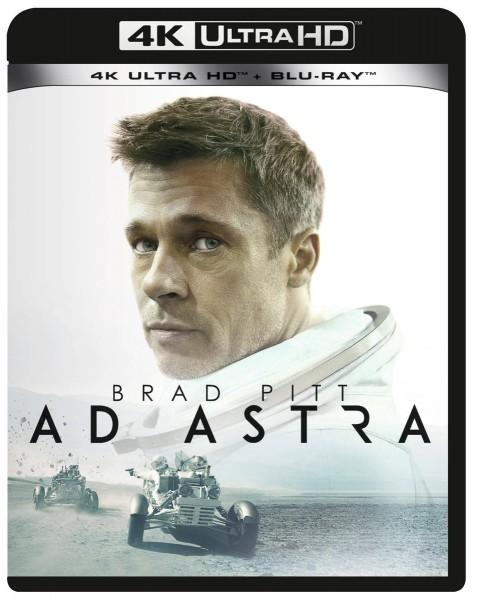 Image of AD ASTRA - (4K + BD) (Italienisch)