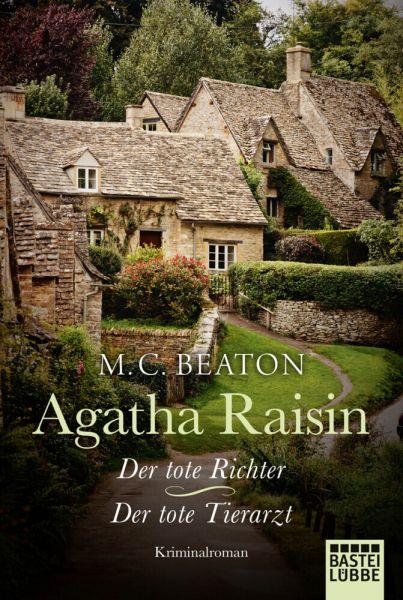 Image of Agatha Raisin und der tote Richter/Agatha Raisin und der tote Tierarzt: Zwei Kriminalromane in einem