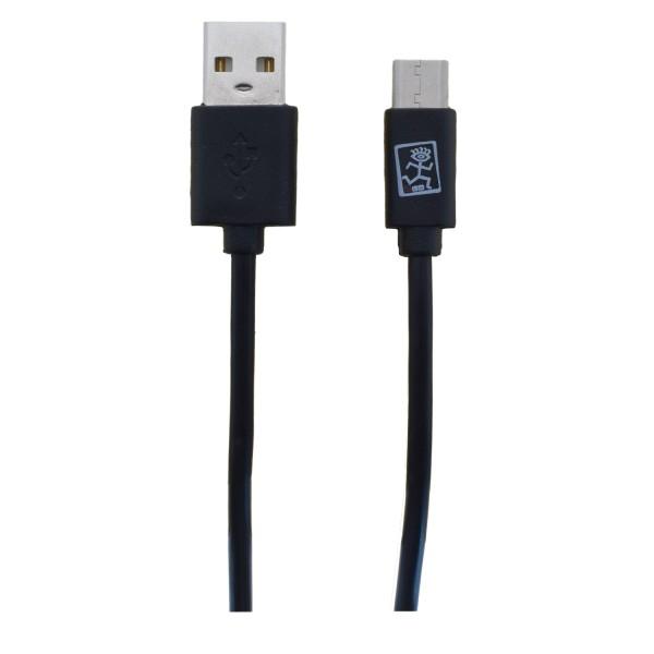 Image of 2GO Datenkabel USB Type C 1m schwarz