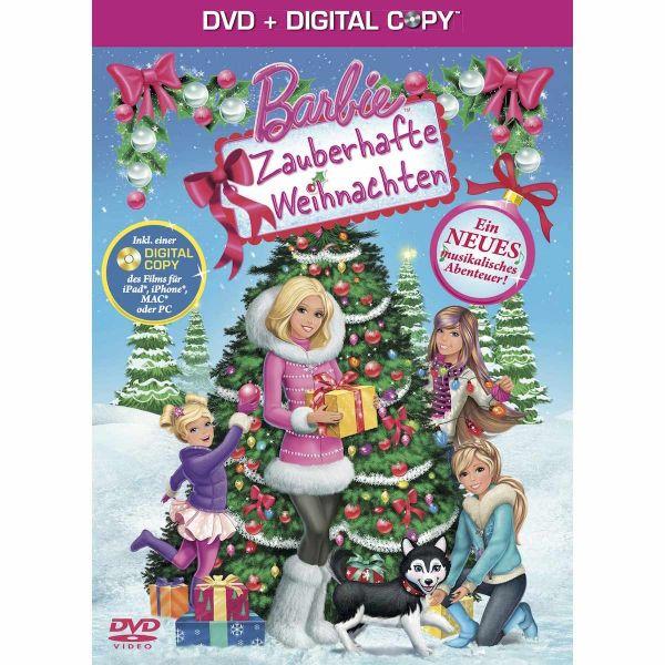 Barbie Zauberhafte Weihnachten !