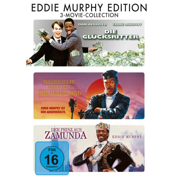 Eddie Murphy - 3 Movie Set