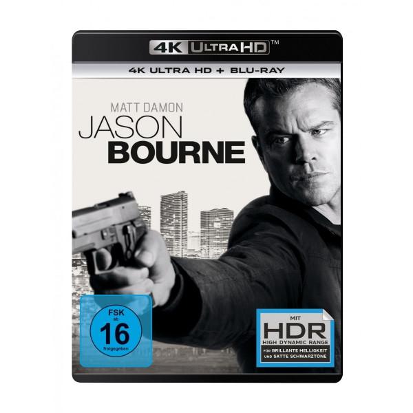 Jason Bourne - 4K Uhd