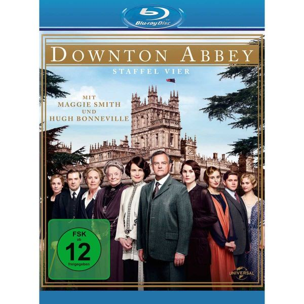 Downton Abbey - Staffel 4