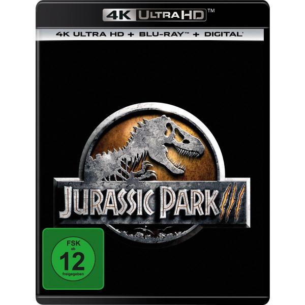 Jurassic Park 3 4K Uhd