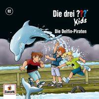 Die drei ??? Kids - 082 Die Delfin-Piraten -
