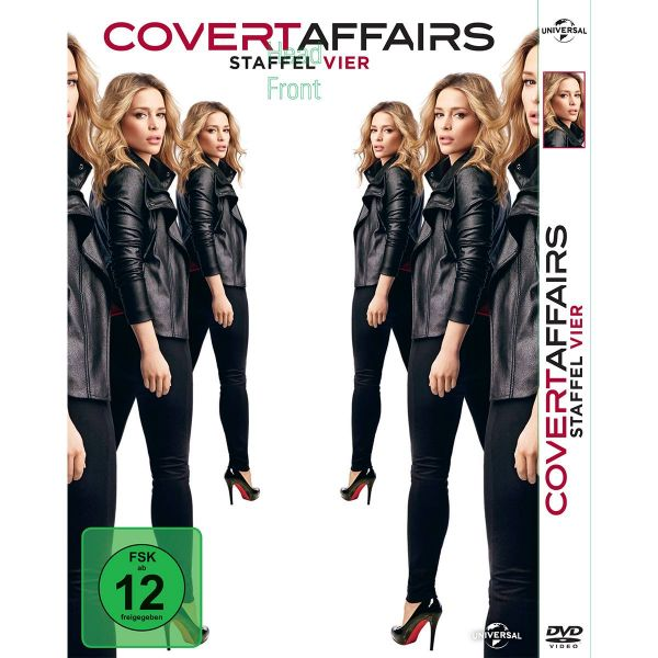 Covert Affairs -Staffel 4