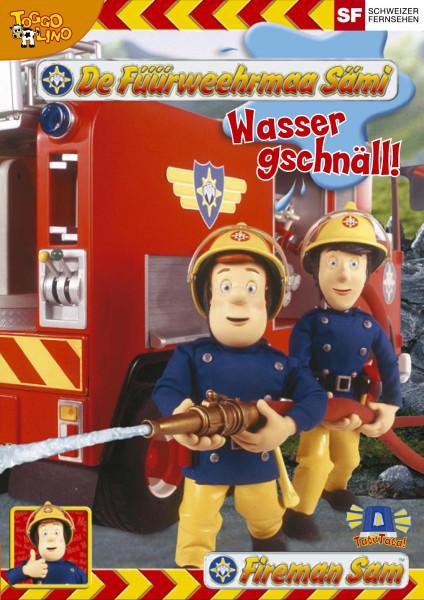 Fueuerweehrmaa Saemi, De - Vol. 1