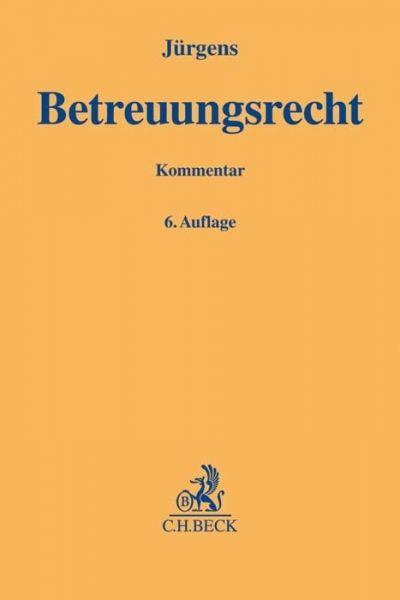 Image of Betreuungsrecht (BtR), Kommentar