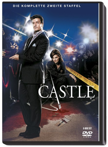 Image of Castle - 2. Staffel