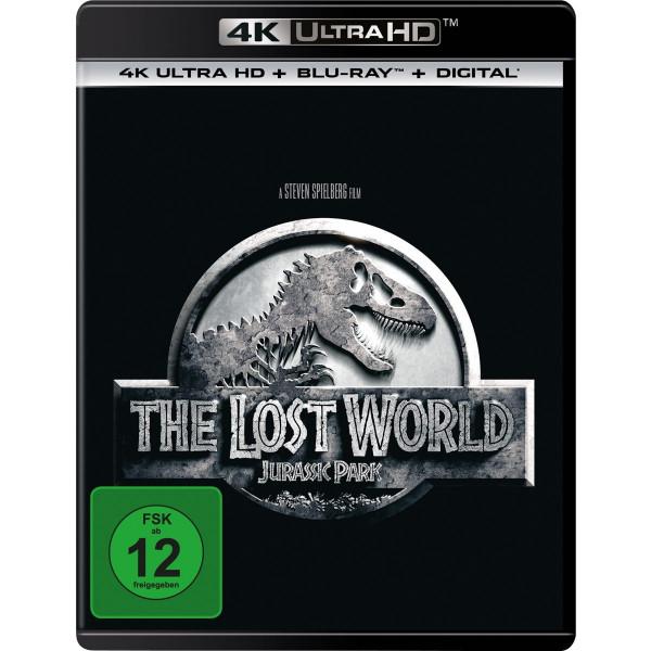 Jurassic Park 2 4K Uhd