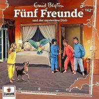 Fünf Freunde - 142 und der mysteriöse Dieb