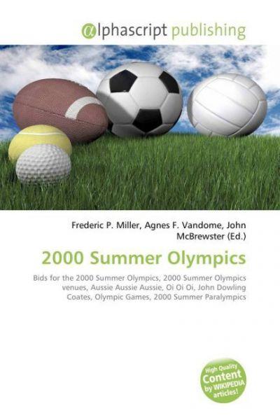 Image of 2000 Summer Olympics