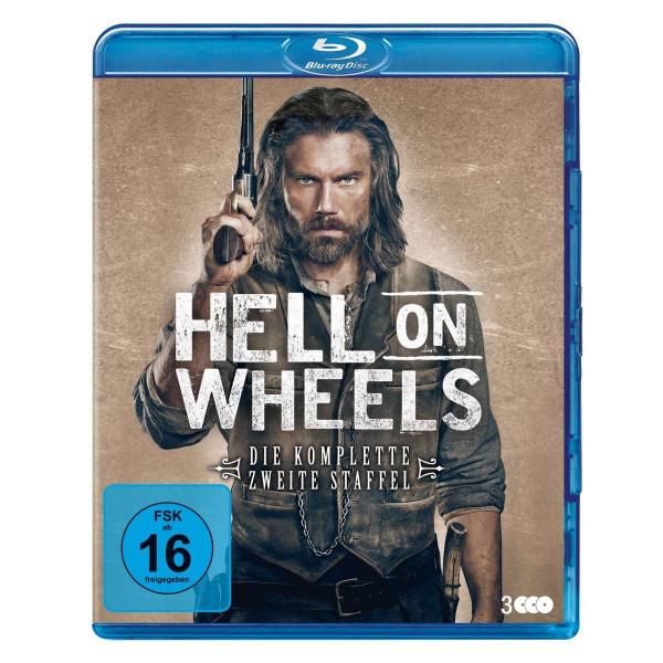 Hell On Wheels Season 2