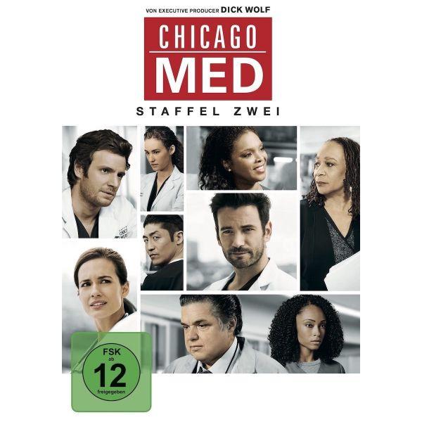 Chicago Med -Staffel 2 6Er