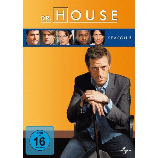 Dr. House Season 2 6Er Repl.