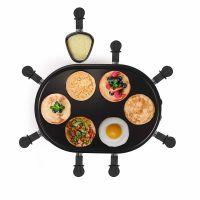 Livoo Raclette- und Mini-Crêpes-Gerät