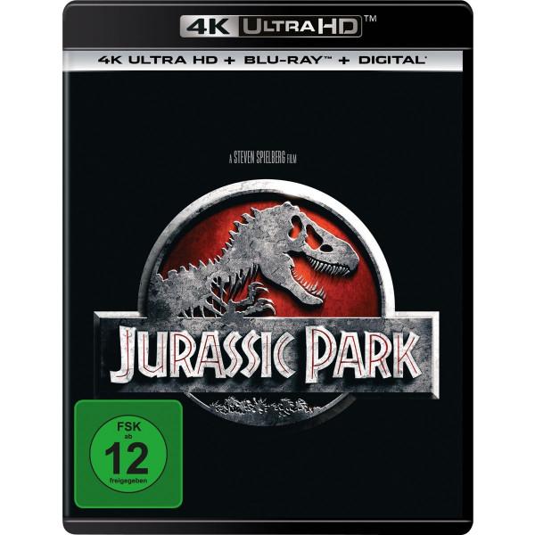 Jurassic Park 4K Uhd