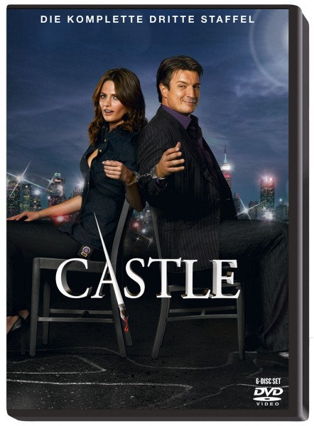 Image of Castle - 3. Staffel