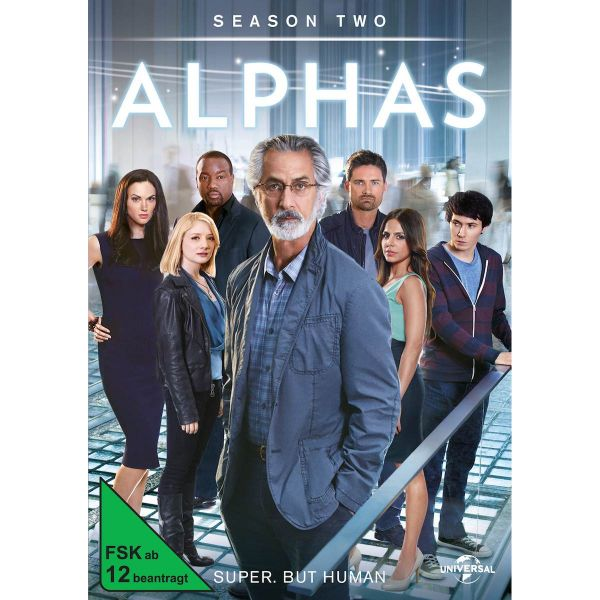 Alphas -Staffel 2