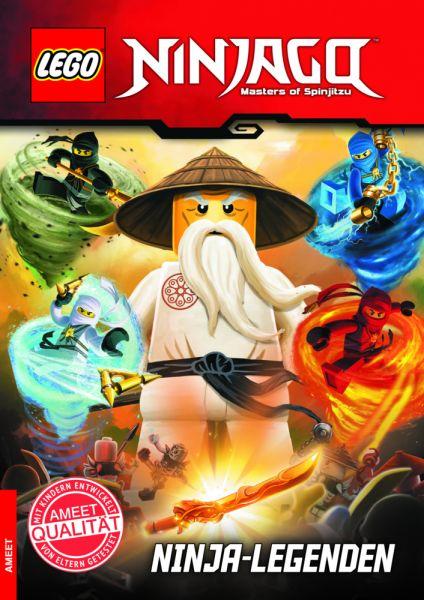 Image of LEGO® NINJAGO(TM) Ninja-Legenden: Lesebuch. 8 Geschichten