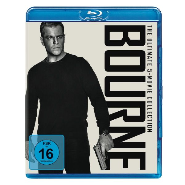 Bourne Collection 1-5