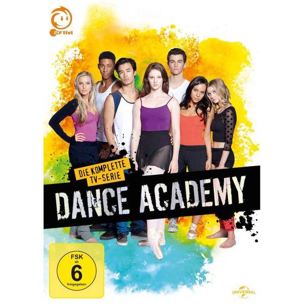 Dance Academy Gesamtbox