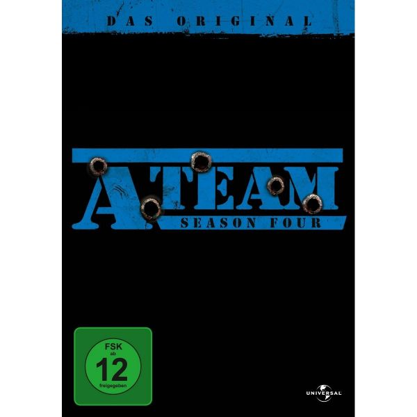 A-Team Season 4-Drafting Box 6Er