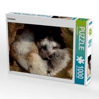 Polarfuchs (Puzzle): Fuchs