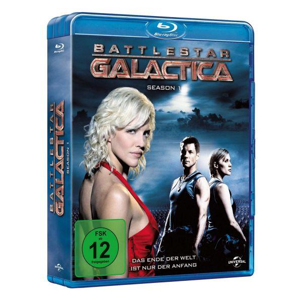 Battlestar Galactica S 1