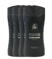 Axe Duschgel Peace 4x250 ml